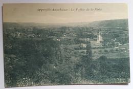 Carte Postale Appeville Annebault La Vallée De La Risle - Andere Gemeenten