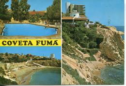 Spagna, Coveta Fumà - Viaggiata Per La Francia (1980) - Non Classés