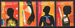 Australia 2020 Medical Innovations 4v MNH - Mint Stamps