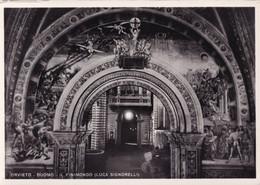Orvieto - Duomo - Il Finimondo - Luca Signorelli - Formato Grande Non Viaggiata – FE190 - Terni