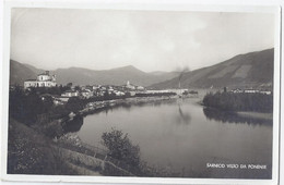 SARNICO- Bergamo 1936  Sarnico Visto Da Ponente-  Fotografica Viaggiata - Unclassified