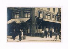 69 LYON LES BROTTEAUX 1910 RESTAURANT CAFE DE L' ALLIANCE GUIONNET - Otros