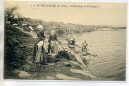 44 GUERANDE 242 Vasselier Lavandières Laveuses à L'Etang De Cremeur 1910    / D14-2018 - Guérande