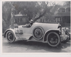 CADILLAC 1918 DESIGNER IN HOLLYWOOD MOVIE STARS MARY MILES MINTER 25.5*20.5CM MOTOR CARS COCHES Bryan Goodman Collection - Automobili