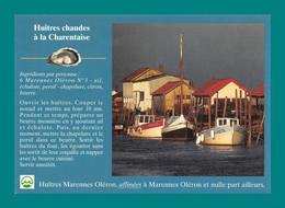Huitres Chaudes à La Charentaise Maison Des Ostréiculteurs Marennes Oléron - Küchenrezepte