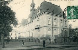 LE CREUSOT HOTEL DE VILLE - Le Creusot