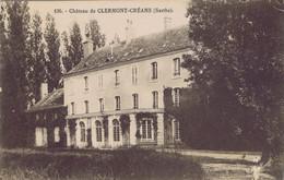 72 - Clermont-Créans (Sarthe) - Le Château - Autres Communes