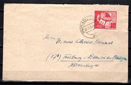 DEUTSCHLAND, DDR 1950 60 Jahre Tag Der Arbeit - Covers & Documents