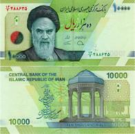 IRAN       10,000 Rials       P-159[c]       ND (2018)      UNC  [ Sign. 40 ] - [ 10000 ] - Iran