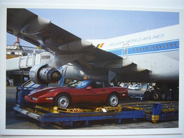 Avion / Airplane /  SABENA / Boeing B 747-129 / Cargo - 1946-....: Modern Era