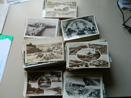 UNITED KINGDOM (ROYAUME UNI) LOT DE 852 CPAS ET PETITES CPSMS PETITES CARTES DU ROYAUME UNI A 0.30 C D'EUROS PIECE - 500 Postcards Min.