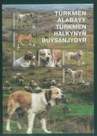 Turkmenistan 2012 Hunting Eagle Dog Chien MNH 2 Sheets** - Turkmenistan