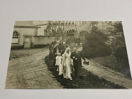 Carte Photo, Famille Grand-Ducale Luxembourg. - Autres