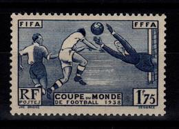YV 396 N** Coupe De Monde De Football Cote 35 Euros - Ungebraucht