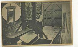 GUILLOTINE Deibler Prépare - Prison