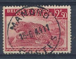 MANONO :  Prachtstempel Op Nr 228 - 1923-44: Used
