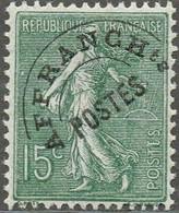 France Préoblitéré, N° 45 - Type Semeuse - 1893-1947