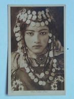 Africa 372 Tunis Tunisie Maroc Algerie Ed Lehnert Landrock 115 Woman Portrait - Andere
