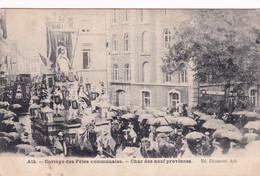 ATH / CORTEGE DES FETES COMMUNALES  1912 - Ath