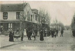 BONNEUIL   :   Coin De La Route De Sucy - Bonneuil Sur Marne