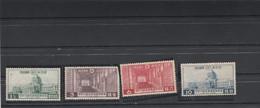 Japon Yvert 234 à  237 * Neuf Avec Charnière - Lot 1 - 2 Scan - Neufs