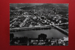27251  CPM  NEUVES MAISONS Vue  Aérienne - Le Pont De La Moselle Et Les Cités De La Plaine   !! - Neuves Maisons