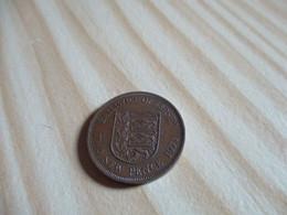 Jersey - Two New Pence Elizabeth II 1971.N°2363. - Jersey