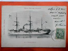 """CPA.Bateau. Marine Militaire Française.  """" Duguay-Trouin """"  (Q.1456) - Guerre"""