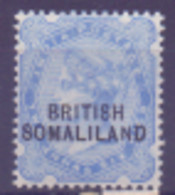 Somalie N° 4 B Avec Charnière - Somaliland (Protectorat ...-1959)