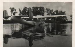 Hydravion Dornier Armement De 6 Mitrailleuses - Aviación
