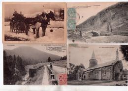 1 Lot De 20 Cartes Villages Du Cantal - Andere Gemeenten