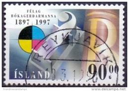 IJsland 1997 Grafische Bond GB-USED. - Gebraucht