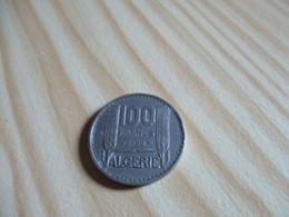 Algérie - 100 Francs Turin 1950.N°2378. - Algeria