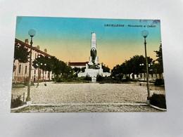 CASTELLEONE-  MONUMENTO AI CADUTI - Cremona