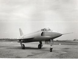 AVION ARMEE DE L'AIR BREGUET 1100  RECTO No A/608 - Aviazione