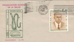Rodolfo Robles Guatemaltekischer Arzt Philanthrop. 1915 1., Der Onchozerkose In Lateinamerika Beschrieb Mexico - Medicina