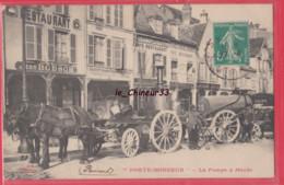 51 - REIMS---Porte Bonheur----La Pompe A Merde--animé - Reims