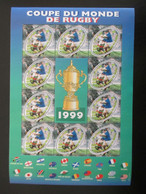 France 1999 BF 26 Coupe Du Monde De Rugby Neuf - Ongebruikt