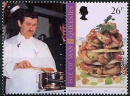 Europa CEPT 2001 Man Y&T N°971 - Michel N°933 *** - Avec Vignette Attenante - 2001