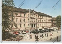 7400 TÜBINGEN, Universität, RENAULT 4, VW Käfer, MERCEDES - BENZ, KARMANN GHIA - Tübingen