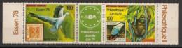 Gabon - 1978 - Poste Aérienne PA N°Yv. 215A - Philexafrique - Neuf Luxe ** / MNH / Postfrisch - Gabon