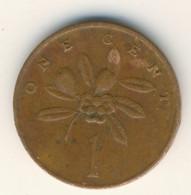 JAMAICA 1970: 1 Cent, KM 45 - Jamaica