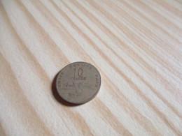 Djibouti - 10 Francs 1989.N°2398. - Djibouti
