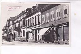 CPA PHOTO KEHL, , RUE DU COMMERCE En 1950! - Kehl