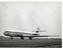 AVION CARAVELLE/ TRECTO No A/1252 - Aviación