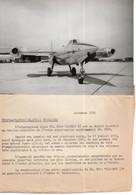 AVION SO 9050 TRIDENT II - Aviazione