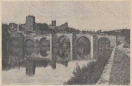 G3412 France - Cahors - L'ancien Pont De Cabessut - 1910 Vintage Print - Stampa - Stampe & Incisioni