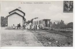 CP ( St Denis - La Gare ) - Ile D'Oléron