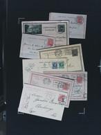 LOT  De 20 Entiers à Voir - Postales [1934-51]