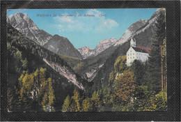 AK 0679  Wallfahrt St. Georgenberg Bei Schwaz - Verlag Purger & Co Um 1914 - Schwaz